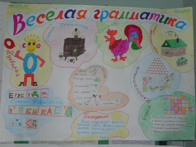 О неделе русского языка и литературы в